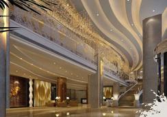 煙台百納瑞汀酒店 - 煙台 - 大廳