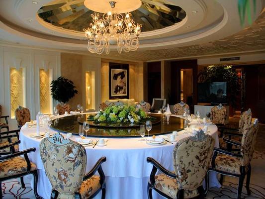 煙台百納瑞汀酒店 - 煙台 - 宴會廳