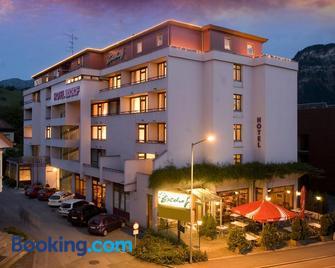 Hotel Bischof - Дорнбірн - Building