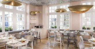 Hôtel Jeanne d'Arc Le Marais - פריז - מסעדה