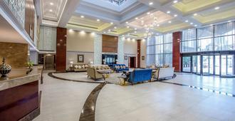 Gulf Court Hotel - מאנאמה - לובי