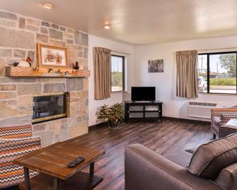 Americas Best Value Inn Missouri Valley - Missouri Valley - Living room