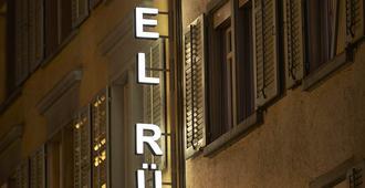 Sorell Hotel Rütli - Zúrich - Edificio