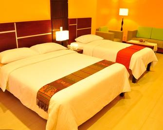 East View Hotel - Bacolod - Bedroom