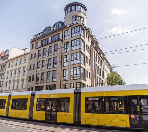 Hotel Berlin Mitte by Campanile - Berlin - Building