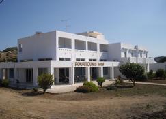 Ξενοδοχείο Φουρτούνης - Kefalos - Κτίριο