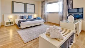 梅薩皮亞之獅貝斯特韋斯特普拉斯酒店及會議中心 - 拉察 - 萊切 - 臥室