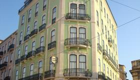 Pensao Londres - Lisbona - Edificio