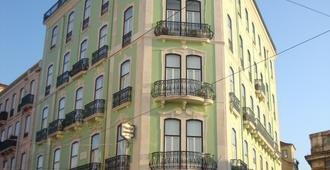 Pensão Londres - Lisbon - Building