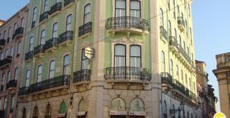 Pensao Londres - Lisboa - Edificio