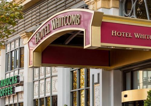 Hotel Whitcomb Od 328 Zł San Francisco