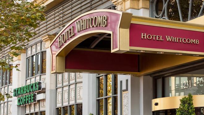 Hotel Whitcomb - San Francisco - Edificio