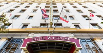 Hotel Whitcomb - San Francisco - Edificio
