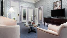 Hotel Whitcomb - San Francisco - Living room