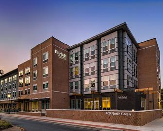 Fairfield by Marriott Inn & Suites Morganton Historic Downtown - Morganton - Budova