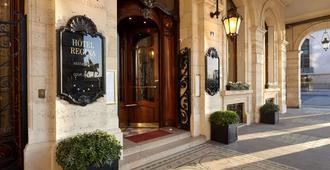 Hotel Regina Louvre - Παρίσι - Κτίριο
