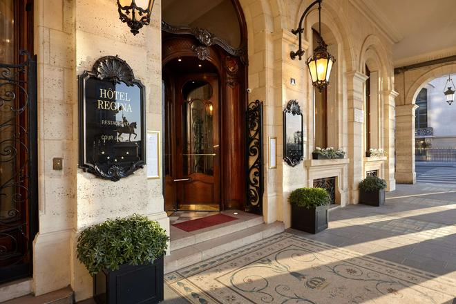 Hotel Regina Louvre - París - Edificio