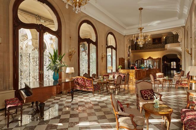 Hotel Regina Louvre - París - Recepción