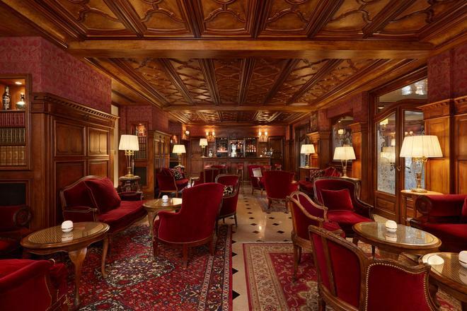 Hotel Regina Louvre - París - Sala de estar