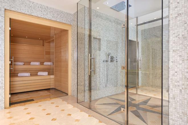 Hôtel Regina - Paris - Salle de bain