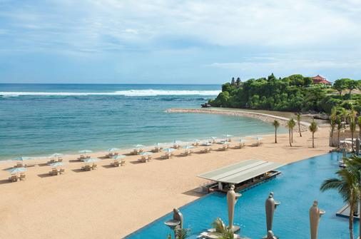 Mulia Villas - South Kuta - Beach