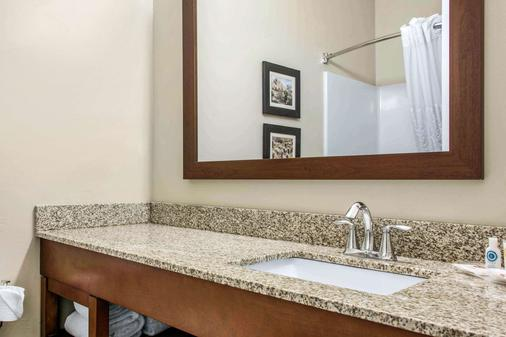 Comfort Suites Old Town Scottsdale - Scottsdale - Bathroom