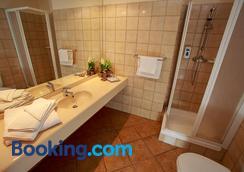 Hotel Irisa - Bucharest - Bathroom