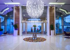 Radisson Blu Plaza Hotel, Jeddah - Τζέντα - Σαλόνι ξενοδοχείου