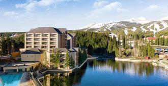 Marriott's Mountain Valley Lodge at Breckenridge - Breckenridge - Vista externa