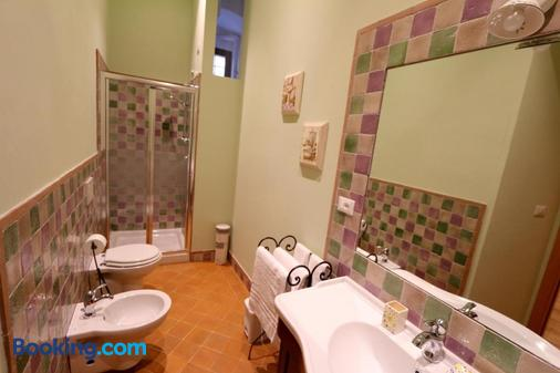 La Casina Colorata - Assisi - Bathroom