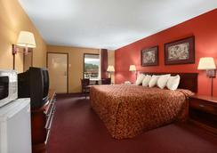 Days Inn by Wyndham Harriman - Harriman - Bedroom