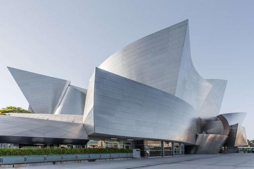 Knights Inn Los Angeles Central/Convention Center - Los Angeles - Rakennus