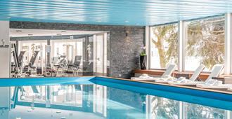 Hotel Europe Davos - דאבוס - בריכה