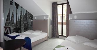 New Generation Hostel Milan Center Navigli - Milan - Bedroom