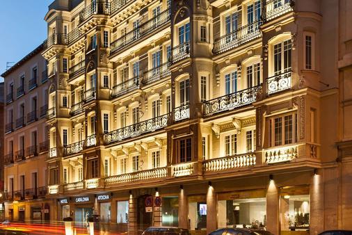 卡塔洛尼亞阿托查酒店 - 馬德里 - 馬德里 - 建築