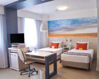 Comfort Suites Alphaville - Barueri - Slaapkamer