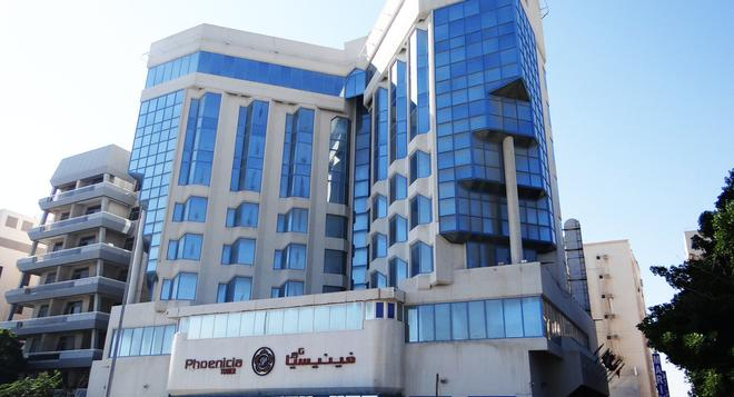 Phoenicia Tower Hotel - Manama - Building