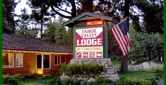 Tahoe Valley Lodge - South Lake Tahoe - Rakennus