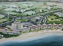 Oceanic Khorfakkan Resort & Spa - Khor Fakkan - Edificio