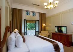 Hotel Salak The Heritage - Kota Bogor - Kamar Tidur