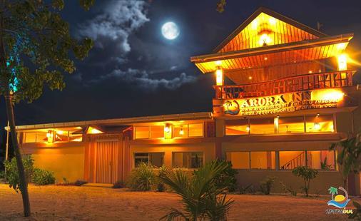 Arora Inn - Maafushi - Rakennus