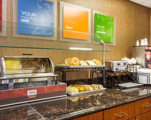 Comfort Inn & Suites at Stone Mountain - Stone Mountain - Buffet