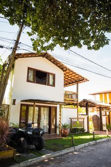Pousada Jequitibá - Trancoso - Building