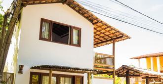 Pousada Jequitibá - Trancoso - Bygning
