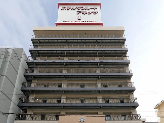 神戶燦路都雅致大飯店 Annesso - 神戶 - 建築