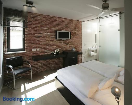 Vinotel Augustin - Kitzingen - Bedroom