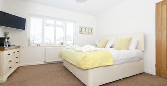 Avon Beach Bed & Breakfast - Christchurch - Habitación