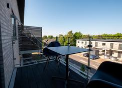 Aalborg Hotel Apartments - Aalborg - Balcon