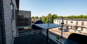 Aalborg Hotel Apartments - Aalborg - Balcony
