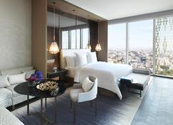 فندق فورسيزونز الكويت في برج الشايع - مدينة الكويت - غرفة نوم